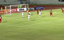 U15 Việt Nam thắng trận đầu tiên ở Giải vô địch Đông Nam Á 2019