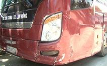 Phê ma túy, tài xế lao xe vào hiện trường tai nạn trên quốc lộ
