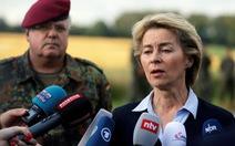 Nữ bộ trưởng Quốc phòng Đức làm chủ tịch Ủy ban châu Âu