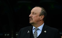 HLV Rafael Benitez đến Trung Quốc dẫn dắt CLB Dalian Yifang vì... 'tiền khá cao'