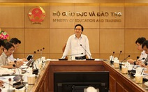 Bộ GD-ĐT rốt ráo tập huấn cho những người 'chọn sách giáo khoa'