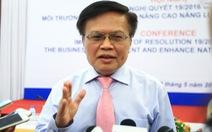 TS Nguyễn Đình Cung: VINFAST, quan trọng là người Việt làm chủ