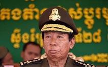 Campuchia: nhã ý giúp sửa căn cứ hải quân của Mỹ là 'không cần thiết'
