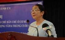 Dự kiến tháng 8-2019, HĐND TP.HCM họp về vấn đề Thủ Thiêm