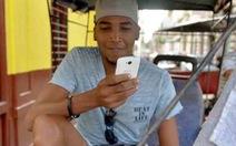 Cuba cho xài WiFi tại nhà riêng