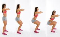 Tổn thương thận vì tập squats liên tục 1000 lần