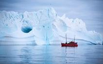 Cảnh báo nguy cơ đối với dải băng lớn thứ 2 thế giới Greenland