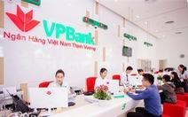 Lợi nhuận quí 2 của VPBank tăng gần 44%