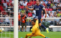 Video Tottenham đá bại Real Madrid ở Audi Cup