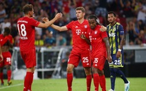 Video Mueller lập hat-trick giúp Bayern Munich nhấn chìm Fenerbahce ở Audi Cup