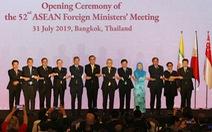 Một số ngoại trưởng tại cuộc họp ASEAN lo ngại về sự cố ở Biển Đông