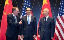 Đàm phán thương mại kết thúc sớm, Trung Quốc tố Mỹ xoay '180 độ'