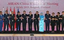 Việt Nam đưa chuyện tàu khảo sát Hải Dương 8 của Trung Quốc vào cuộc họp ASEAN