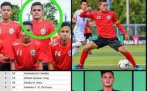 Nghi án gian lận tuổi của cầu thủ U15 Timor Leste: AFF khẳng định không có