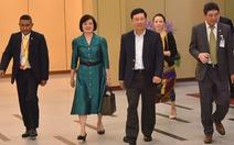 Biển Đông phủ bóng Hội nghị ngoại trưởng ASEAN