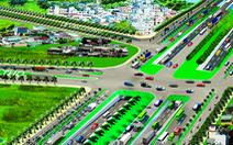830 tỉ đồng xóa kẹt xe giao lộ Nguyễn Văn Linh - Nguyễn Hữu Thọ