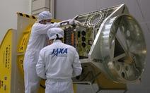 Cùng NASA nghiên cứu Việt Nam từ vũ trụ