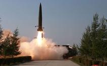 Triều Tiên lại phóng 'nhiều vật thể bay không xác định'