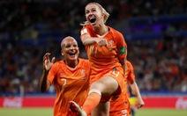 Đánh bại Thụy Điển, tuyển nữ Hà Lan lần đầu vào chung kết World Cup