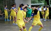 Đội tuyển nữ quốc gia tập trung, chuẩn bị chinh phục HCV Đông Nam Á