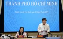 TP.HCM kiến nghị Thủ tướng cho TP cơ chế đặc thù về bồi thường, bàn giao mặt bằng