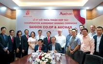 Saigon Co.op tiếp quản Auchan Retail Việt Nam như thế nào?