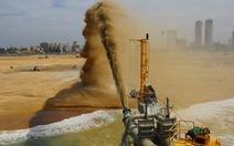 Singapore sẽ lao đao vì lệnh cấm xuất khẩu cát của Malaysia?
