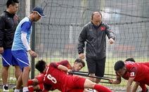 Tập trung đội tuyển bóng đá U23 VN: Cách làm mới của HLV Park Hang Seo