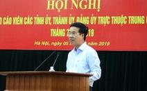Phát huy vai trò báo chí truyền thông trong tuyên truyền chủ trương, đường lối của Đảng