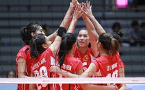 Giải vô địch bóng chuyền nữ U23 châu Á: Chủ nhà VN phải vào top 8