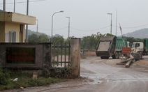 Hà Nội thanh tra việc cấp sổ đỏ quanh khu xử lý chất thải Sóc Sơn