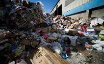 Xả rác nhiều nhất thế giới chính là... Mỹ