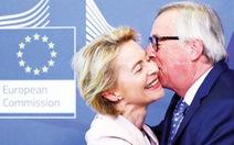 Châu Âu đằng sau ác mộng Spitzenkandidat