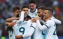 Những diễn biến chính trận Argentina thắng Chile 2-1