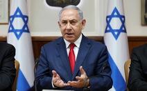 Thủ tướng Israel kêu gọi châu Âu trừng phạt Iran