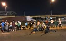 Đi xe máy ngược hướng trong đêm, tông xe đúng chiều, chết tại chỗ