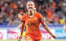 Tuyển nữ Hà Lan kỳ vọng vào Groenen