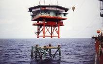 DK1 - 30 năm thành đồng trên biển - Kỳ 5: Xây dựng nhà giàn DK1/1