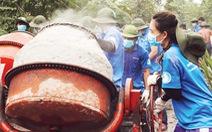 Mùa gieo những hạt mầm tình nguyện
