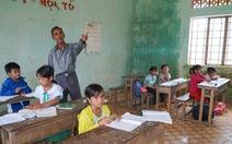 Người thầy 11 năm dạy chữ trên thảo nguyên heo hút