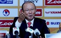 HLV Park Hang Seo: 'Tôi chưa đưa ra yêu cầu về tiền lương nếu tái ký hợp đồng với VFF'