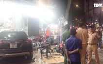 Nữ tài xế gây tai nạn 9 người bị thương khai mất bằng lái