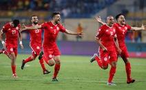 Video Tunisia thắng Ghana 5-4 ở loạt 'đấu súng' để vào tứ kết CAN 2019