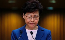 Lãnh đạo Hong Kong Carrie Lam thông báo dự luật dẫn độ 'đã chết'