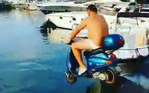 Balotelli bị rắc rối vì đăng clip 'đùa dại' lên mạng xã hội