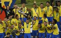 'Thế hệ vàng' của bóng đá Brazil