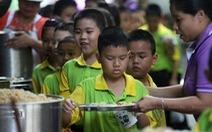 Thái Lan điều tra toàn quốc nạn ăn chặn tiền cơm trưa của học sinh