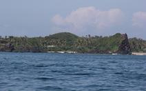 Trình HĐND việc thu phí du khách tham quan đảo Lý Sơn