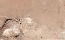 Vết nứt lớn do động đất ở California có thể nhìn thấy từ không gian