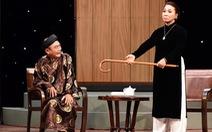 Khi Việt Anh đóng cải lương làm chồng... cô Lựu